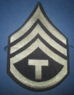 Grade Sous Officier US WW2 - 1939-45