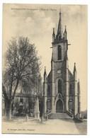 24-BOUNIAGUES-Place De L'Eglise...1925  Animé - France