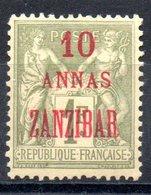 Zanzibar  Sansibar Y&T 29* - Sansibar (1894-1904)