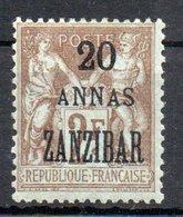 Zanzibar  Sansibar Y&T 30* - Sansibar (1894-1904)