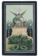 Souvenez: Maillard Désirée. ° Waterloo 1836 † Waterloo 1909  (2 Scan's) - Religion & Esotericism