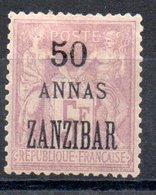 Zanzibar  Sansibar Y&T 31* - Sansibar (1894-1904)