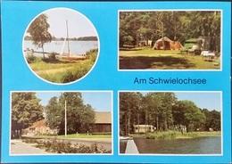 Ak DDR - Am Schwielochsee - Schwielowsee