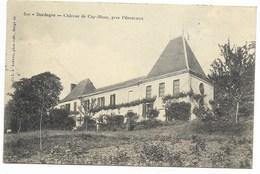 24-CAP-BLANC-Château...1906  Animé - France