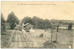 Mouthiers-sur-Boëme- (Charente )Vue Sur La Gare - Autres Communes