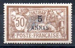 Zanzibar  Sansibar Y&T 54* - Sansibar (1894-1904)