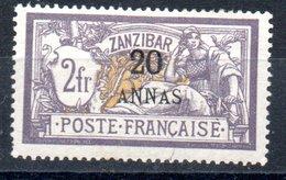 Zanzibar  Sansibar Y&T 56* - Sansibar (1894-1904)
