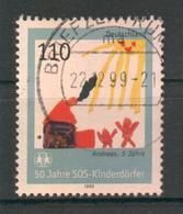 BRD - 1999 - MiNr. 2062 - Gestempelt - [7] Federal Republic