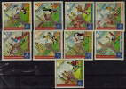 GUINEE   EQUATORIALE   N°42  PA 27  * *   NON DENTELE Cup 1974  Football  Soccer Fussball - World Cup