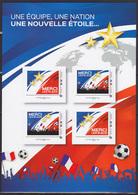 Collector Neuf ** France 2018 - Coupe Du Monde De Football Russie 2018, Merci Les Bleus - France