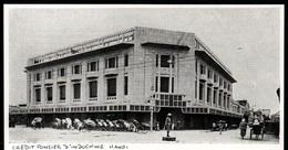 1930  --  HANOI  CREDIT FONCIER D INDOCHINE  3P841 - Old Paper