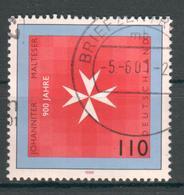 BRD - 1999 - MiNr. 2047 - Gestempelt - [7] Federal Republic