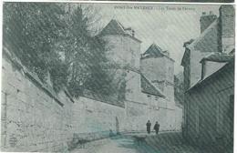 CPA - 60 - PONTPOINT - L'Abbaye Royale Du MONCEL - Les Tours De Fécamp - Pont Sainte Maxence