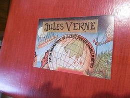 D 80 - Amiens -  80e Anniversaire De La Mort De Jules Verne 24 Mars 1905  -  1985 Salon De La Carte Postale - Amiens