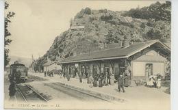 CULOZ - La Gare - Autres Communes