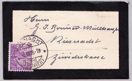 Brief Von Küsnacht (br5337) - Switzerland