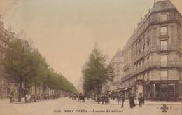 PARIS - Avenue Friedland - Arrondissement: 08