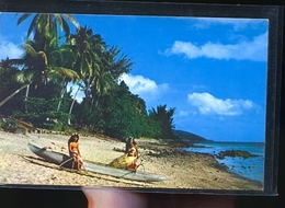 PUNAAUIA PAEA - Wallis Et Futuna