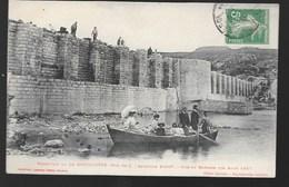 Bouillouses Vue Du Barrage Fin Aout 1907 - Autres Communes