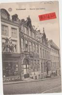 Tienen, Thienen, Tirlemont,Wolmarkt,Marché Aux Laines, Met Ruitersbeeld Winkel Desneux , Collectors Item!!!! - Tienen