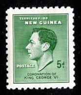 2438x)  Papua New Guinea 1937 - SG # 210  Used ( Catalogue £.50 ) - Papua New Guinea