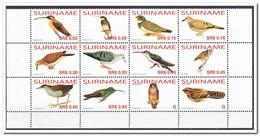 Suriname 2006, Postfris MNH, Birds - Suriname