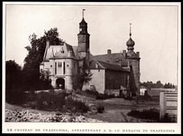 1911  --  BELGIQUE  CHATEAU DE TRAZEGNIES A M LE MARQUIS DE TRAZEGNIES   3P857 - Old Paper