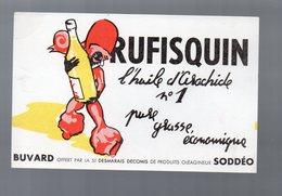 Buvard RUFISQUIN Huile D'arachide (PPP15123) - Food