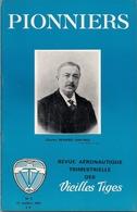 Aviation - Revue Aéronautique Des Vieilles Tiges - Charles Renard - Aviation