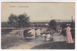 Saône-et-Loire - Cluny - Le Gué De Cotte - Cluny