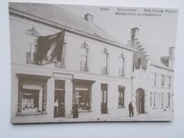 GHEEL, Nieuwstraat Huis Claesen- Peeters, Modeartikels En Ellegoederen - Uitgave Sint Dimpna En Gasthuis Museum - Geel