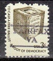 USA Precancel Vorausentwertung Preo, Locals Virginia, Fairfax 872 - Vereinigte Staaten