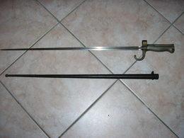 Baionnette Lebel Modèle 1886 - Knives/Swords
