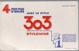 Buvard STYLO 303 (PPP9327) - Papeterie