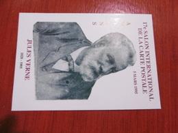 D 80 - Amiens -  17e Salon International De La Carte Postale - 5 Mars 1995 - Jules Verne 1828 1905 - Amiens