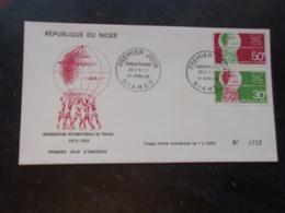 NIGER (1969) O.I.T. - Niger (1960-...)