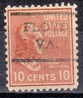 USA Precancel Vorausentwertung Preo, Locals Virginia, Floyd 716,5 - Vereinigte Staaten