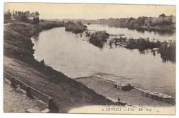 24-LE FLEIX-L'Ile... 1924 - France