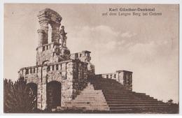 Gehren - Karl-Günther-Denkmal Auf Dem Langen Berg - Gehren