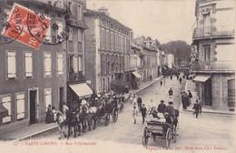 SAINT-GIRONS - Rue Villefranche - Saint Girons