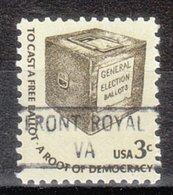 USA Precancel Vorausentwertung Preo, Locals Virginia, Front Royal 841 - Vereinigte Staaten