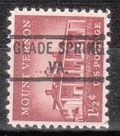 USA Precancel Vorausentwertung Preo, Locals Virginia, Glade Spring 821 - Vereinigte Staaten