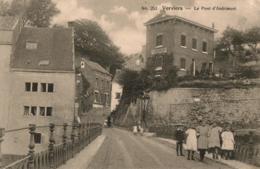 BELGIQUE - LIEGE - VERVIERS - Pont D'Andrimont (n°253). - Verviers