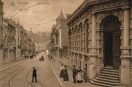 BELGIQUE - LIEGE - VERVIERS - Rue Du Midi. - Verviers