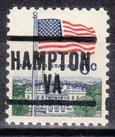 USA Precancel Vorausentwertung Preo, Locals Virginia, Hampton 204 - Vereinigte Staaten