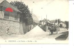 38 - GRENOBLE  - La Tronche - Grenoble