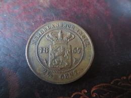 NEDERLANDSCH INDIE - 1857- 2 1/2 CENT - SUP - VOIR PHOTOS - [ 4] Colonie