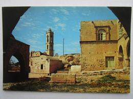 CP Chypre  Cyprus  -  AYIA NAPA   Monastère , église D'ayia Napa - Chypre