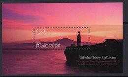 Gibraltar 2007 Trinity Lighthouse MS, Ref. 130 - Lighthouses