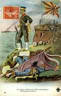Guerre 14 18 : Le Japon A Débarrassé L'extrême Orient Du Joug Germanique - Guerre 1914-18